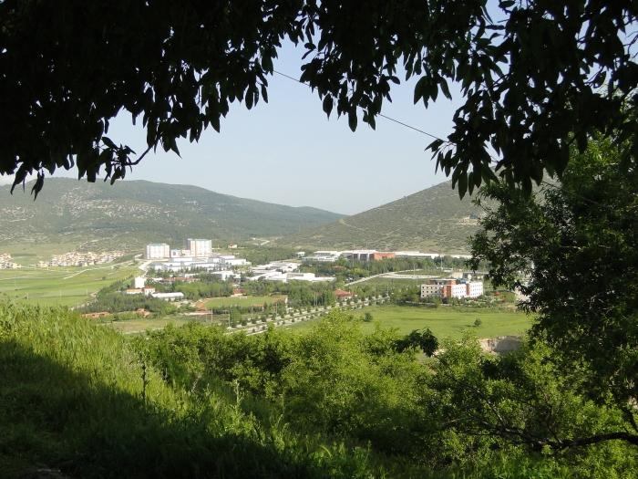 SDÜ MANZARA